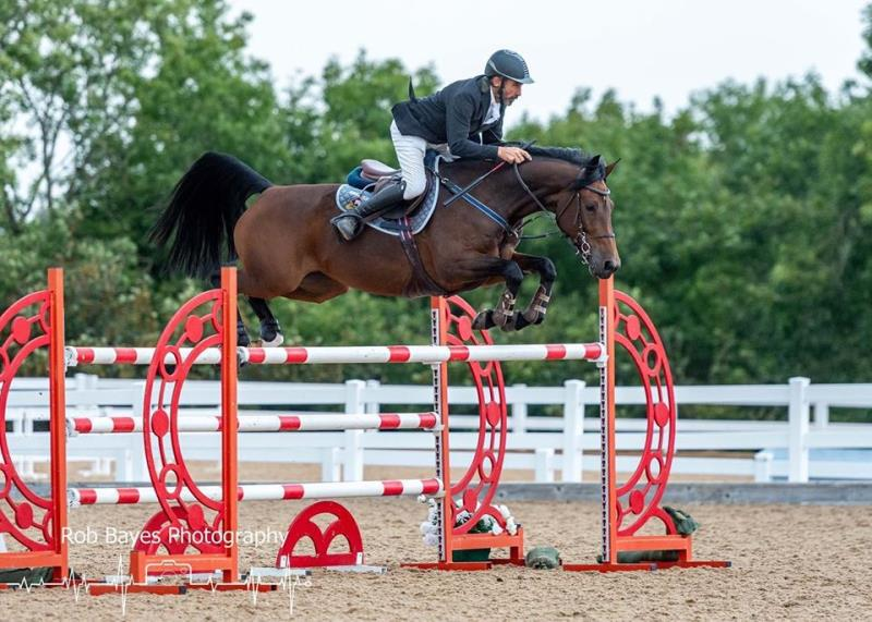 9yo Balwin B x Faram Top Professional or Young Riders Horse